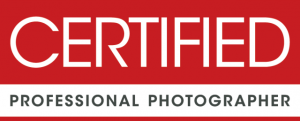 PPA Certified Professional Photographer badge