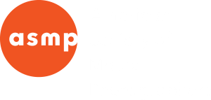 American Society of Media Photographers Member badge.